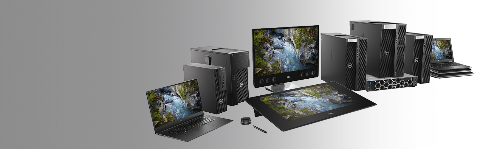 Dell Precision Workstations mit NVIDIA Quadro RTX 4000